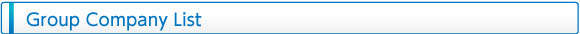 Group company list